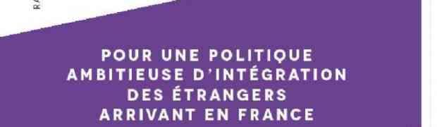 France: 72 propositions pour favoriser l'intégration des immigrés