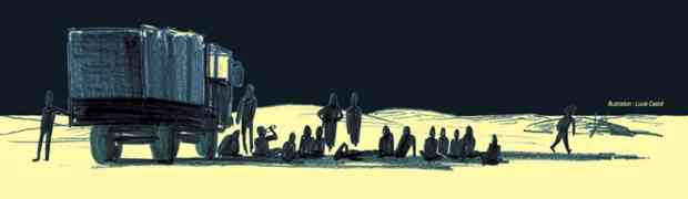 Quand la bande dessinée investit la crise migratoire