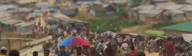 68,5 Millionen Flüchtlinge Weltweit so viele Vertriebene wie noch nie