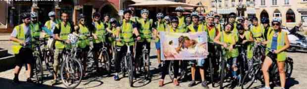 Das Fahrrad als Integrationshelfer