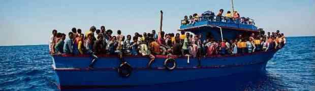 La Méditerranée: scène naturelle d'un drame sans fin