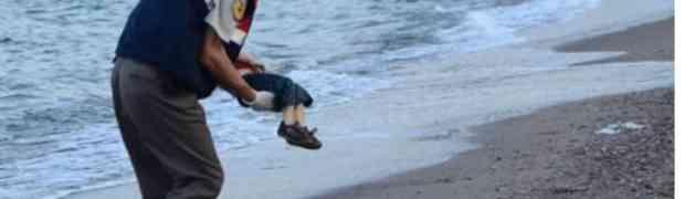 Das tote Kind am Strand
