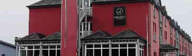Leerstehendes Hotel in Gonderingen wird Flüchtlingsunterkunft