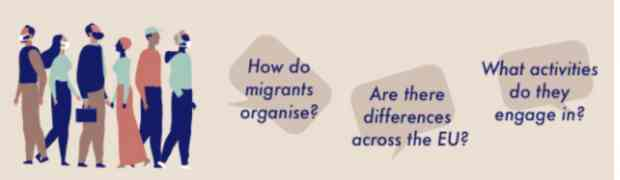 Mapping key migrant-led organisations across the EU
